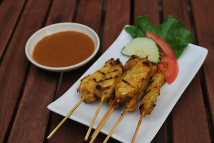 GAI SATAY (6 pieces)