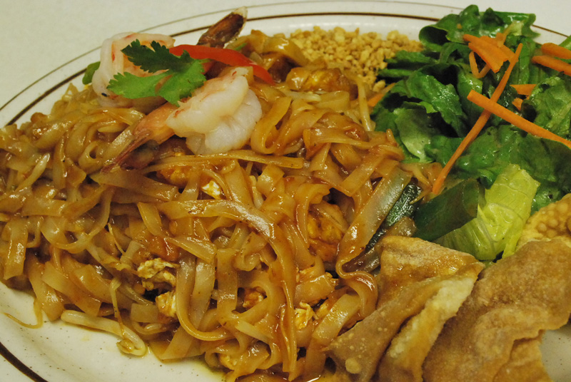 Thai Food Delivery North Vancouver